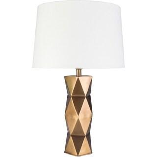 Cranleigh 29 in. Gold Modern Table Lamp