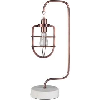 Kosuge 25 in. Copper Modern Table Lamp