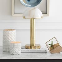 Kenley 15 in. Gold Modern Table Lamp
