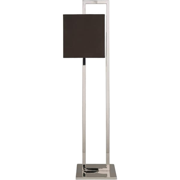 Jaelyn 57 in. Black Modern Floor Lamp