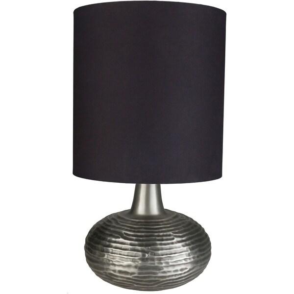 Alykes 31.5 in. Black Modern Table Lamp