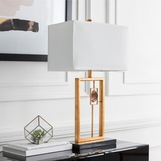 Beaumaris 28 in. Gold Transitional Table Lamp