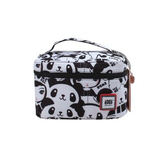 AfterGen Back to School Panda Girl Lunch Bag