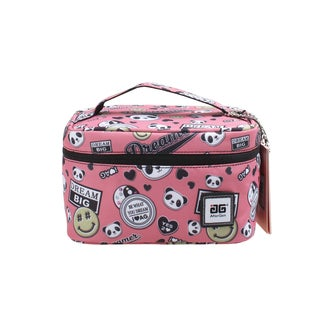 AfterGen Anti-Bully Dreamer Pink Lunch Bag