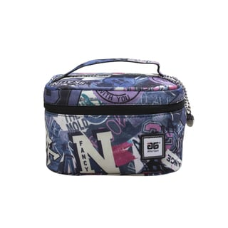 AfterGen Anti-Bully Skater Purple Lunch Bag