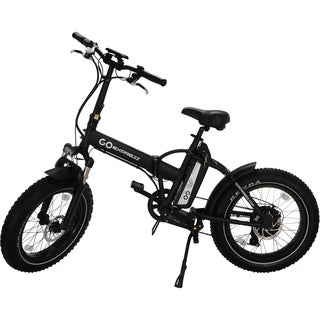 "GoPowerBike Electric Bicycle 500W Removable 48V Battery 26"" Fat Tire"