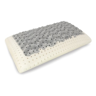 Techno Queen Low Profile Memory Foam Pillow