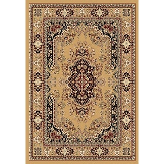 "Chelsea Traditional Persian Beige Area Rug - 3'6"" x 5'3"""