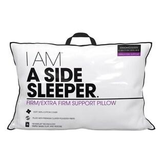 I AM a Density Side Sleeper Pillow
