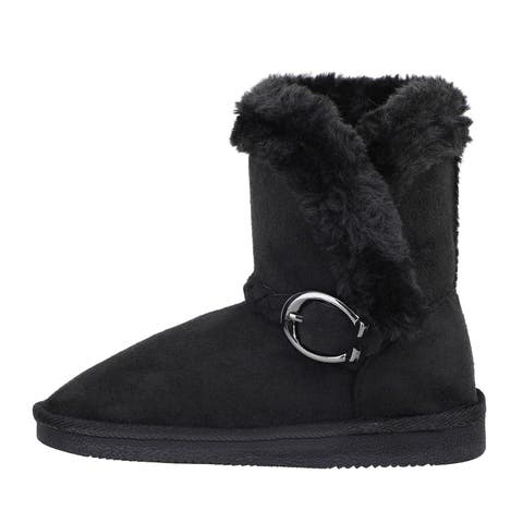 ccf2dd929 Buy Boots Online at Overstock | Our Best Girls' Shoes Deals