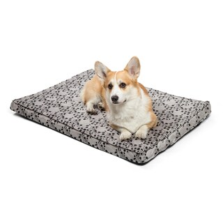 """Disney Nightmare Before Christmas Jack Skellington Orthopedic 2.5"""" Joint Relief Breathable Dog Bed/ Dog Mattress/ Crate Mat"""