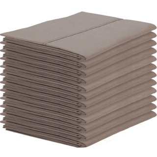 Premium 1800 Ultra-Soft Collection Pillowcases - Bulk Pack (More options available)