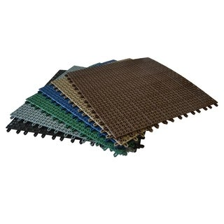 "RSI- IFS (INTERLOCKING FLOOR SYSTEM) - BROWN 22"" x 22"""