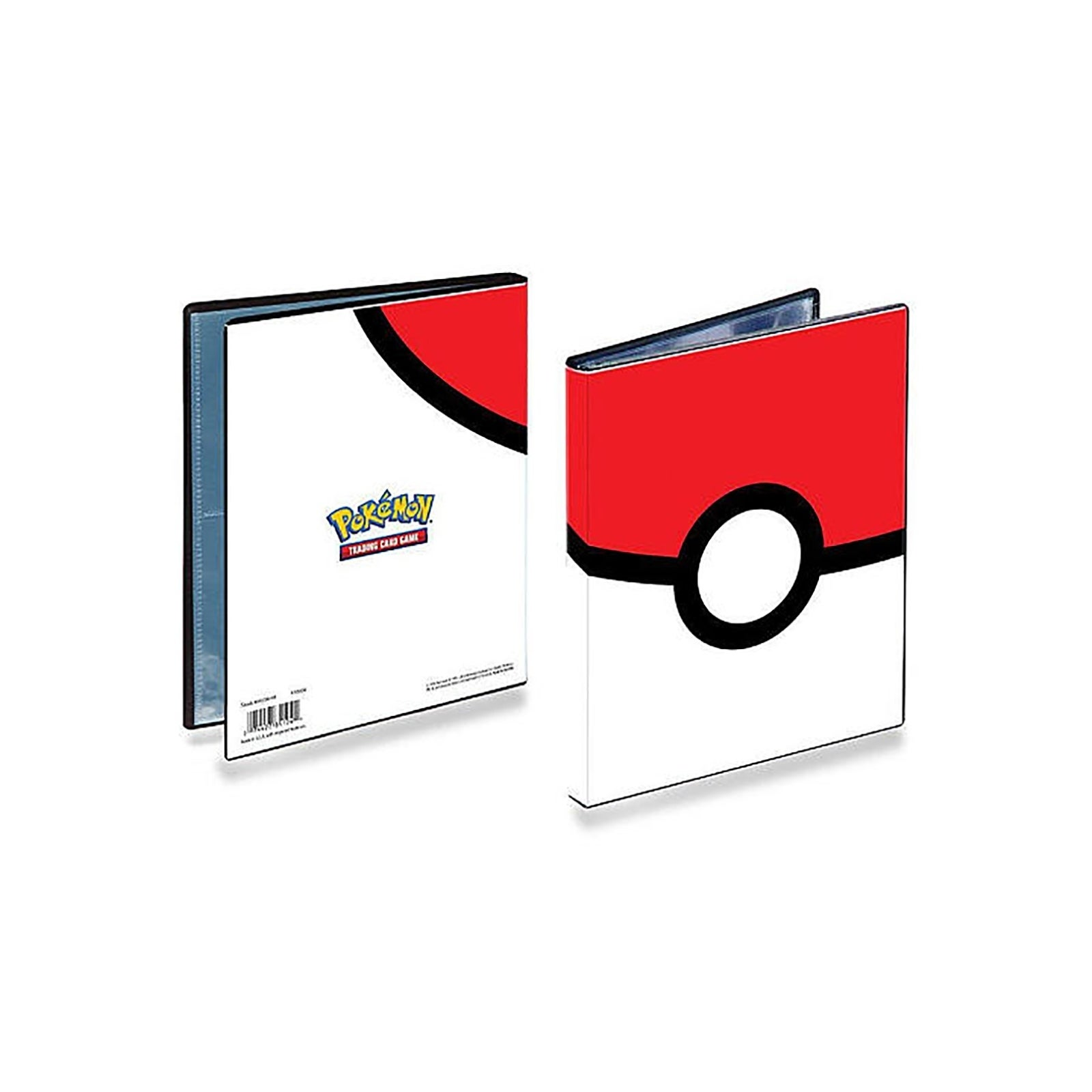 Ultra Pro 4-Pocket Pokémon Portfolio: Poke Ball, Multi