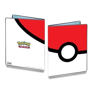 Ultra Pro 9-Pocket Pokémon Portfolio: Poke Ball