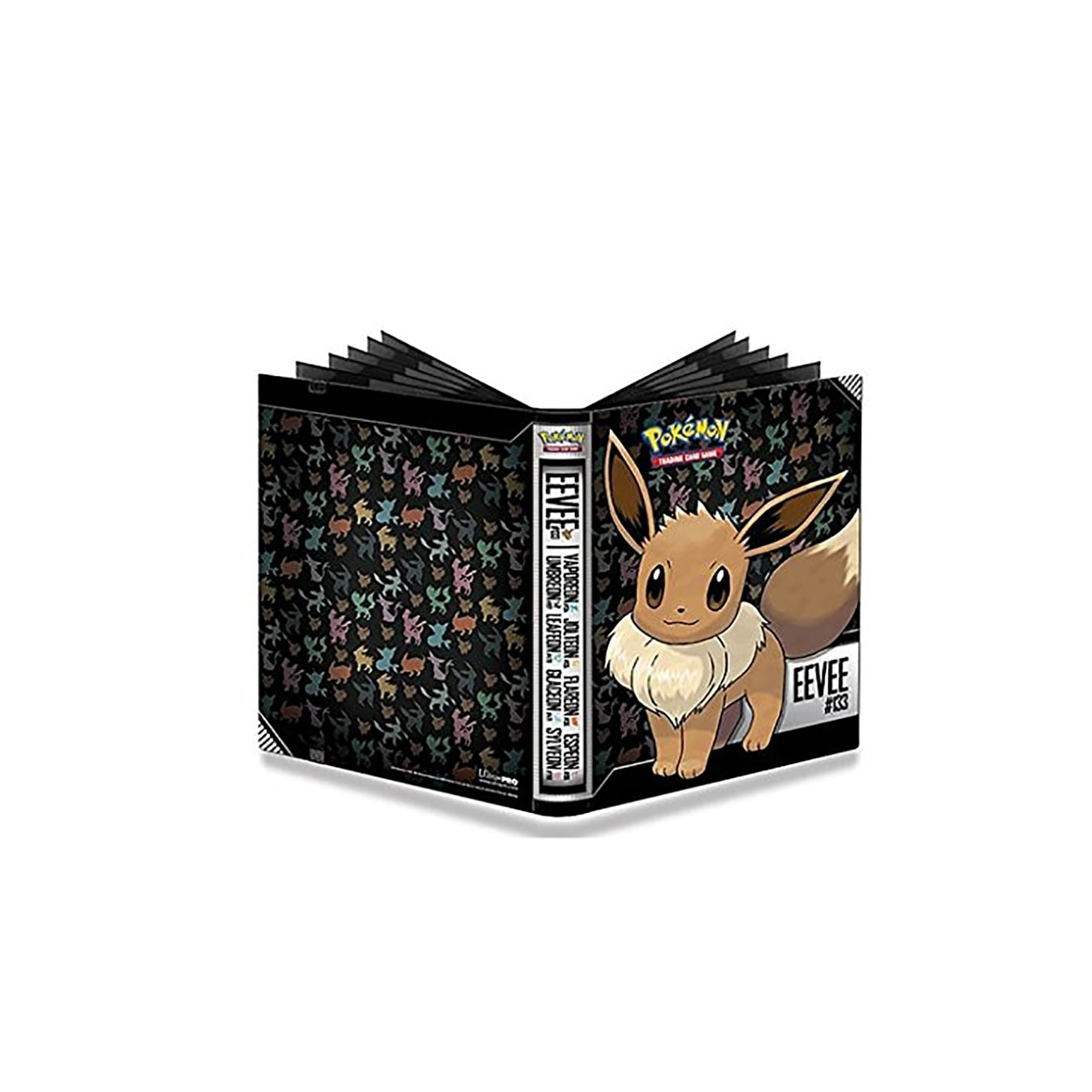 Ultra Pro 9-Pocket Pokémon Pro Binder: Eevee, Multi