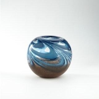 Ocean Art Ball Vase