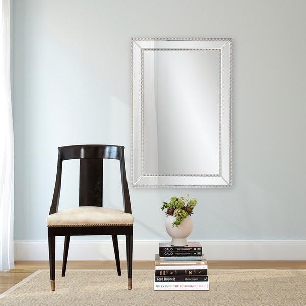 Allan Andrews Gemma Rectangular Mirror