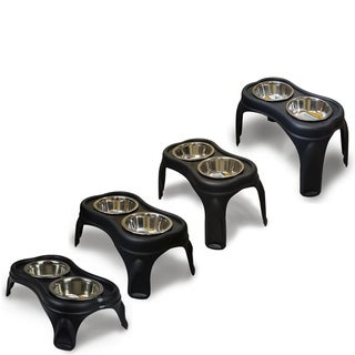 OurPets Elevated Bone Dog Feeders