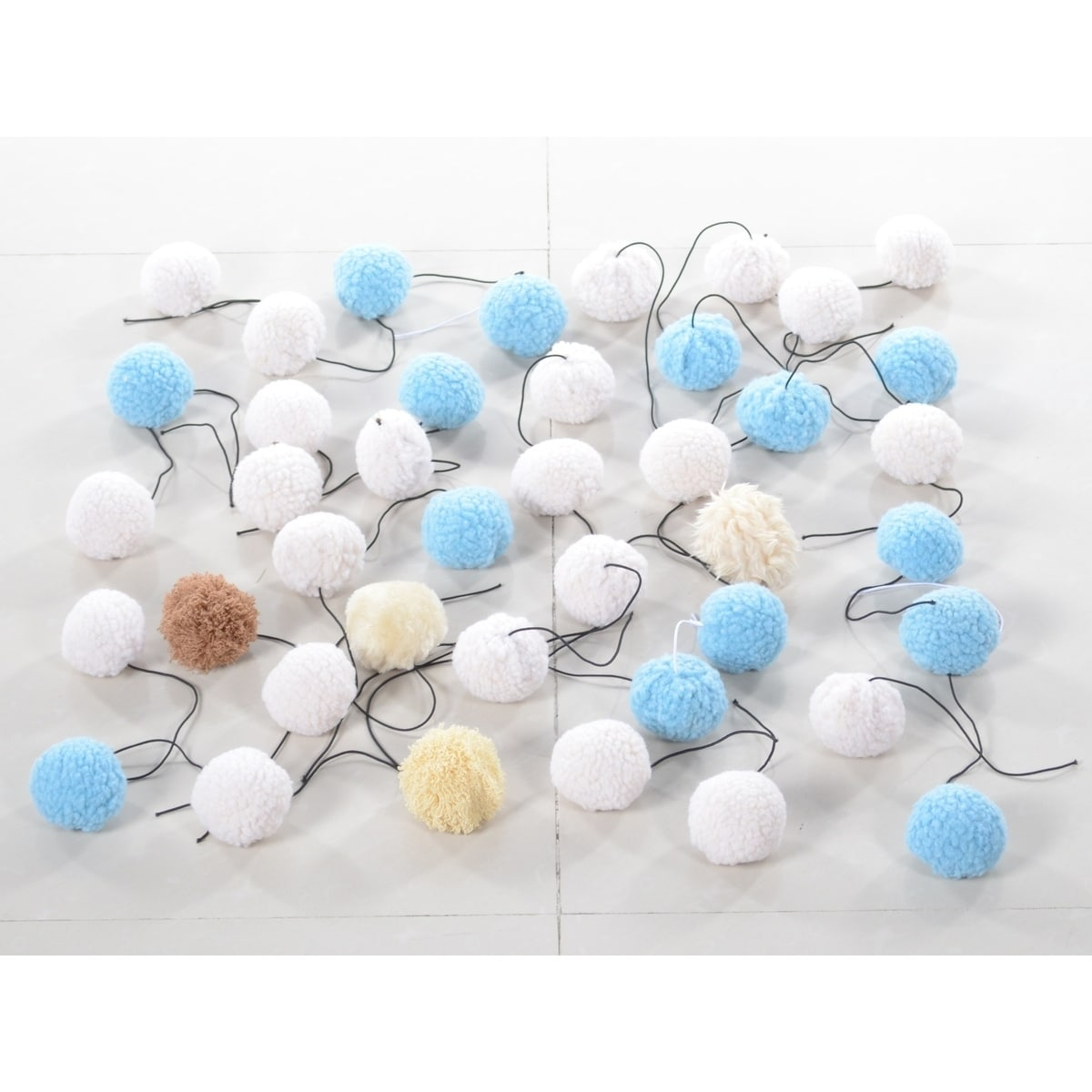 Armarkat Pet Toys for Cats TOY7-40PCS (Multi - Polyester ...