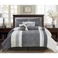 Wonder Home Manila 8PC Embellished Comforter Set