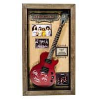 Eagles Signed Guitar Desperado Custom Framed