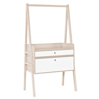 Little Guy Comfort Spot Children's Convertible Dresser with Changing Table