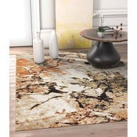 Well Woven Allegro Modern Multi/Beige Area Rug - 7'10 x 10'6