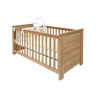 Little Guy Comfort Oakland Children's Convertible 3 in 1 Crib and Youth Bed