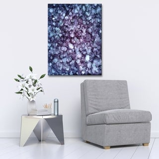 Ready2HangArt 'Milky Way' Abstract Canvas Wall Art