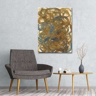 Ready2HangArt 'Tumbleweeds' Canvas Wall Decor by Max+E