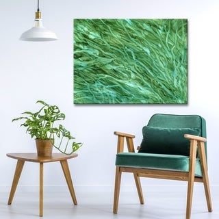 Ready2HangArt 'Seaweed' Canvas Wall Decor by Max+E