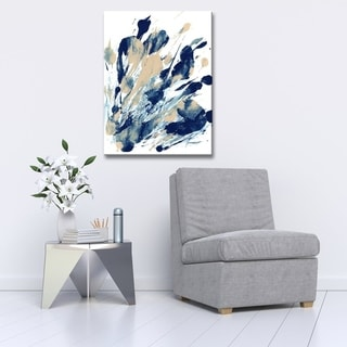 Link to Ready2HangArt 'Social Hour' Abstract Canvas Wall Art Similar Items in Canvas Art