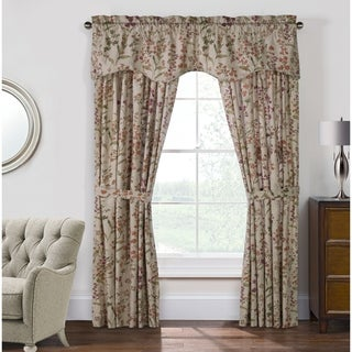 Link to The Gray Barn Cattail Hollow Print Cotton Curtain Panel Similar Items in Window Treatments