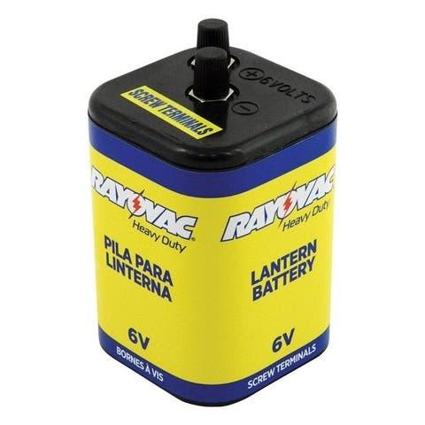 Rayovac Zinc-Chloride Heavy Duty Lantern Battery 1 pk