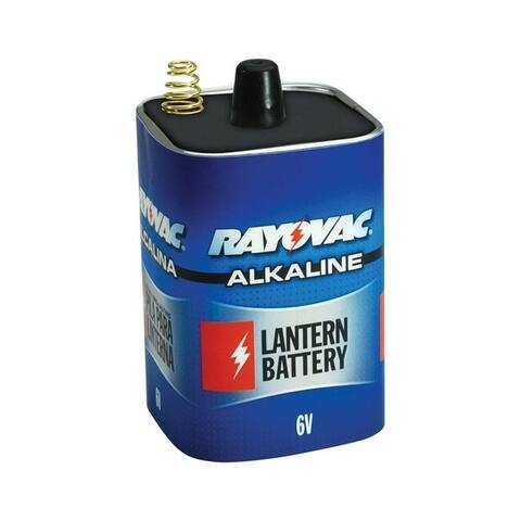 Rayovac Alkaline Maximum Plus Lantern Battery 1 pk