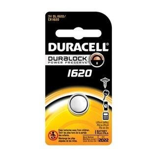 Duracell DuraLock Security Battery 1620 3 volts 1 pk