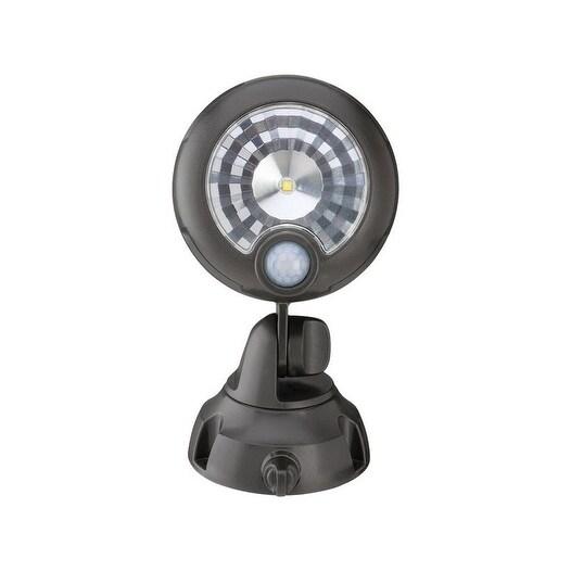 Mr Beams Brown Plastic Security Spotlight Motion-Sensing ...