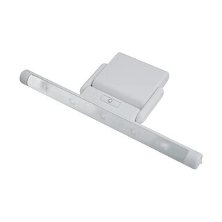 Rite Lite Battery 5 LED Under Cabinet Light Strip White 70 lumens
