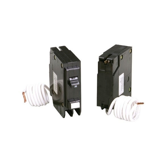 Eaton Gfci Self Test Circuit Breaker 20 Plug-In 120/241 6...
