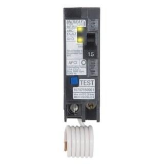 Murray HomeLine Arc Fault/Single Pole 15 amps Circuit Breaker