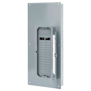Square D Homeline 225 amps 30 space 60 circuits 120/240 v...