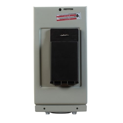 Eaton CH 70 amps 2 space 4 circuits 120/240 volts Surface...