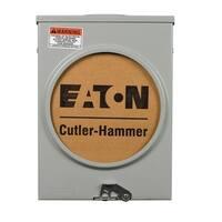 Cutler Haer  125 amps Overhead/Underground  Meter Socket