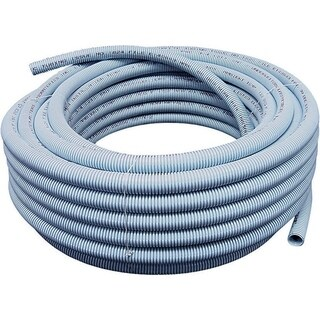 Cantex 1/2 in. Dia. x 200 ft. L Electrical Conduit ENT PVC