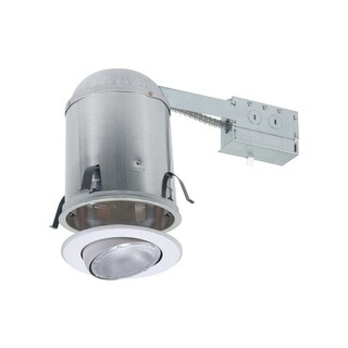 All-Pro White Recessed Light Kit