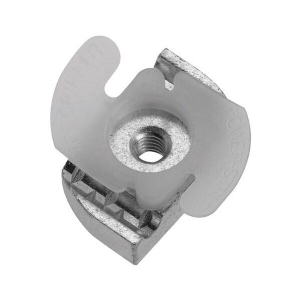 Unistrut 1/4 in  Dia  Clamping Nut Steel