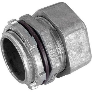 Sigma 1/2 in. Dia. Steel Electrical Conduit Connector EMT