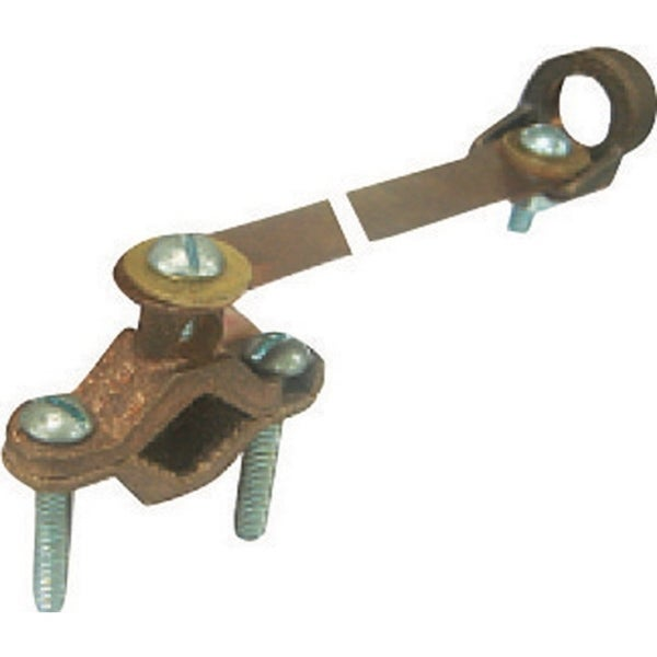 Sigma 1/2 in. Bronze Ground Clamp 1