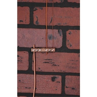 Blackburn Copper Ground Bar 1